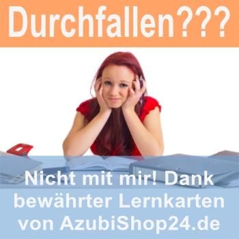 Prüfungswissen checken & festigen bei AzubiShop24