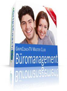 Lern-Lust-Paket für Kaufmann / Kauffrau für Büromanagement - Master Club Online-Prüfungsvorbereitung