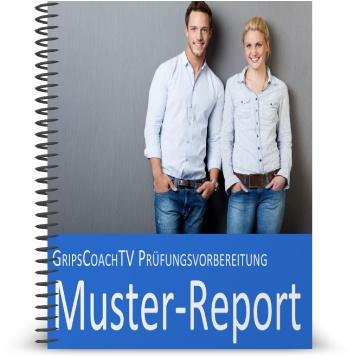 Muster-Report + MP3-Hörbuch Kundenbeziehungen