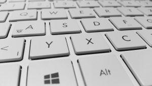 PC-Tastatur schreiben lernen in 3 Stunden