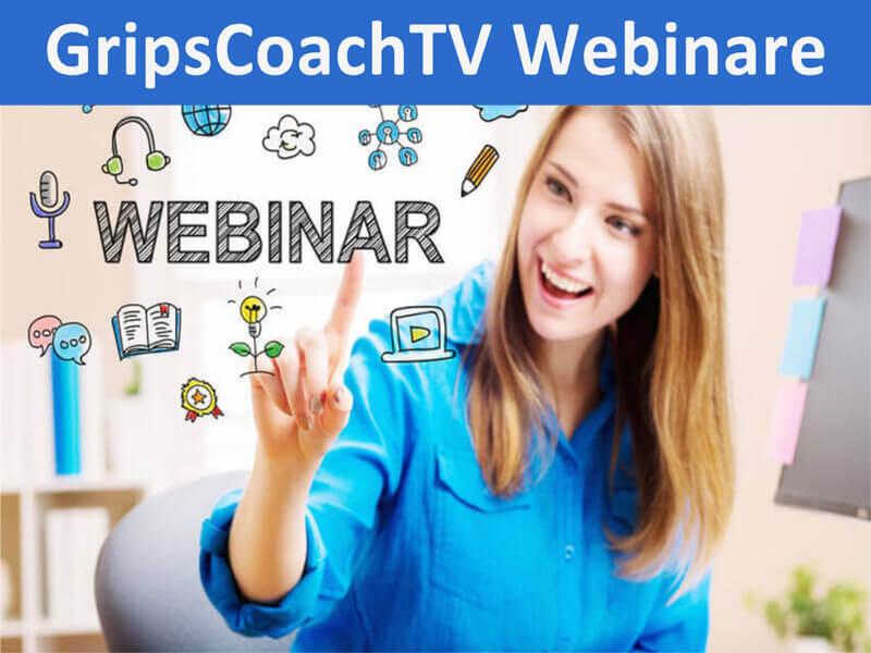 Crashkurs: Fachgespräch Assistenz und Sekretariat - GripsCoachTV Webinar