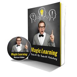 Magic Learning - Tipps für gehirn-gerechtes Lernen