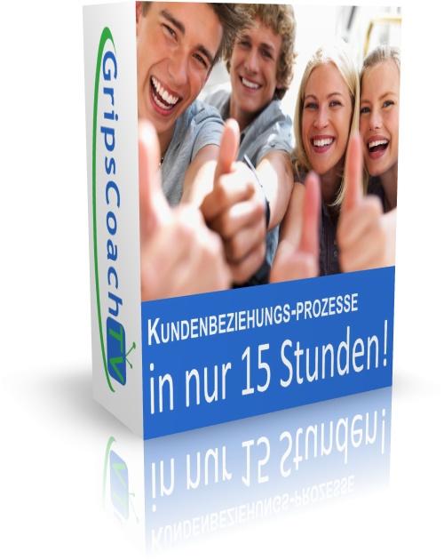 Crashkurs Kundenbeziehungsprozesse - IHK-Prüfung Kaufmann / Kauffrau für Büromanagement