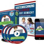 Kosten- und Leistungsrechnung lernen in 3 Stunden - der Video-Kurs mit Übungsheft