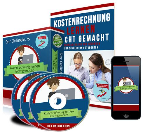 Kosten- und Leistungsrechnung (KLR) lernen in 3 Stunden