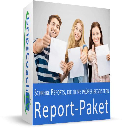 Report-Paket: Schreibe perfekte Reports, die deine IHK-Prüfer begeistern!
