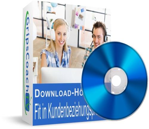 Fit in Kundenbeziehungspozesse - Das Hörbuch zum Sofort-Download