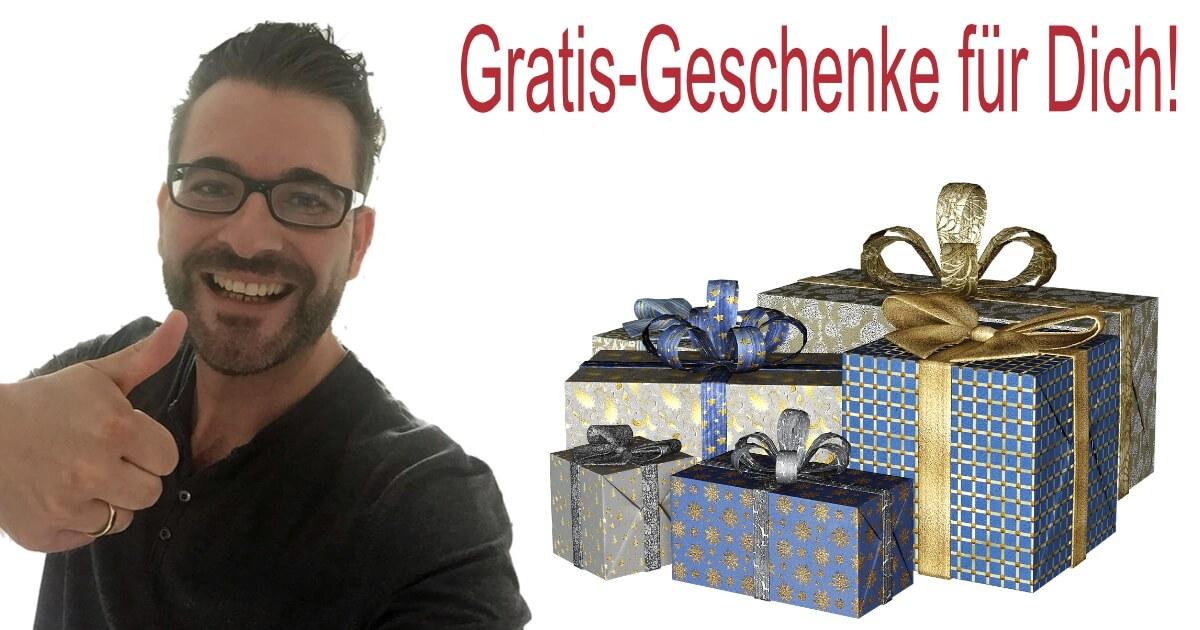 Gratis-Geschenke für Deinen Erfolg - Mach das Jahr zu Deinem Jahr! Mit GripsCoachTV!