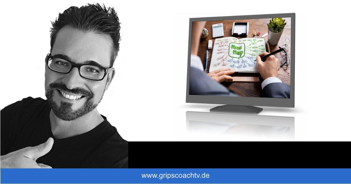 Kostenlose Mindmaps und Skripte für Deinen Prüfungserfolg - GripsCoachTV