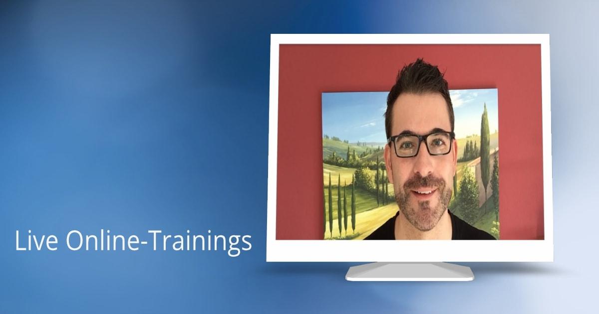 Live Online-Trainings - Top-fit für Deine IHK-Prüfung