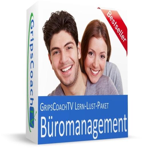 Lern-Lust-Paket Kaufmann / Kauffrau für Büromanagement - Prüfungsvorbereitung IHK-Prüfung