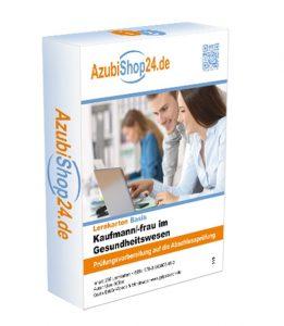 Lernkarten Kaufmann / Kauffrau im Gesundheitswesen - Prüfungsvorbereitung IHK-Prüfung