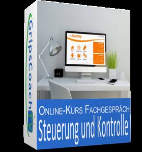 Online-Kurs Fit für Kaufmännische Steuerung und Kontrolle - Mündliche Prüfung Kauffrau für Büromanagement