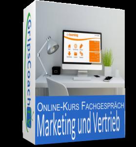 Online-Kurs Fit für Marketing und Vertrieb - Mündliche Prüfung Kauffrau für Büromanagement