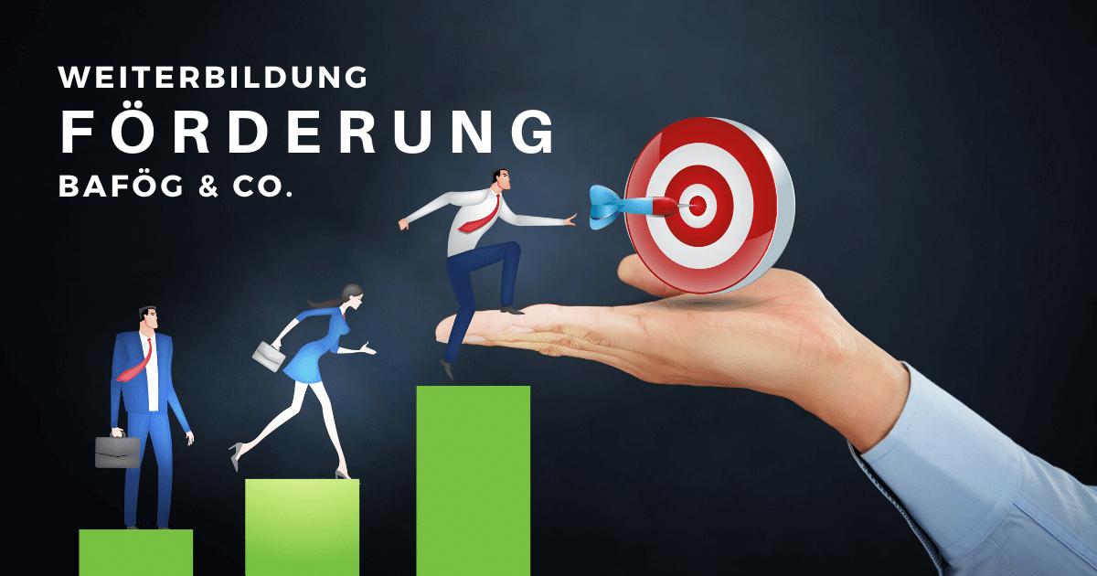 Förderung Weiterbildung - mit Bildungsprämie, Bildungsgutschein und Meister BAföG beruflich weiterkommen