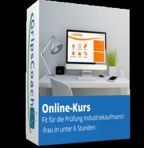 [Online-Kurs] Fit für die IHK-Prüfung Industriekaufmann