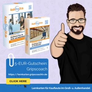 [Lernkarten] Kaufmann im Groß- und Außenhandel IHK-Abschlussprüfung