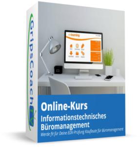 Informationstechnisches Büromanagement - IHK-Prüfung Teil 1 Kaufleute für Büromanagement - GripsCoachTV