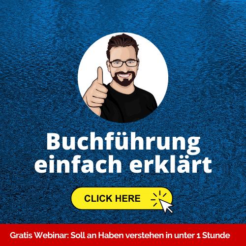 [Kostenlos] Online Seminar: Buchführung einfach erklärt in 1 Stunde