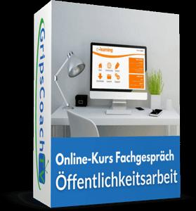 Online-Kurs Fit für Öffentlichkeitsarbeit und Veranstaltungsmanagement - Mündliche Prüfung Kauffrau für Büromanagement