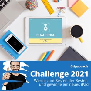 Gripscoach Challenge 2021