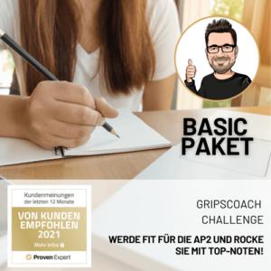 Gripscoach Challenge  - Basic
